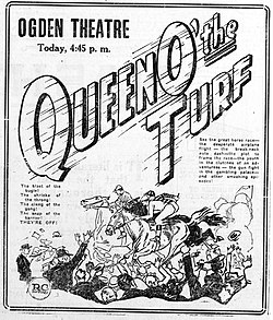 Queen of the turf - 1922 - newspaperad.jpg