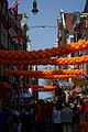 Queensday 2011 Amsterdam - balloons in street.jpg