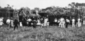 Queensland State Archives 317 A decorated engine at the Railway Picnic Bundaberg 1931.png