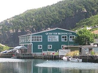 Quidi Vidi - Quidi Vidi Brewing Company