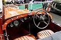 Rétromobile 2011 - Alvis Châssis court Vanden Plas Tourer 4.3L - 1934 - 006.jpg