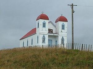 Raetihi - Rātana Church