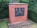 R.A.F. Mepal Memorial - geograph.org.uk - 565323.jpg