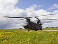 RAF Chinook Mark 6 Helicopter MOD 45158785.jpg