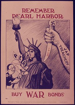 REMEMBER PEARL HARBOR. BUY WAR BONDS - NARA - 515293