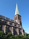 rm518121 - rijswijk - bonifatiuskerk