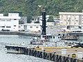 ROCN Tugboat YTL47 Shipped in No.14 Pier of Zhongzheng Naval Base 20130504.jpg