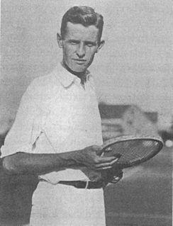 Robert Lindley Murray US tennis player