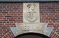 Raadhuisweg 5-9 in Reeuwijk (2) Gevelsteen.jpg