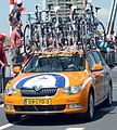 Rabobank Tour 2010 stage 1 start.jpg