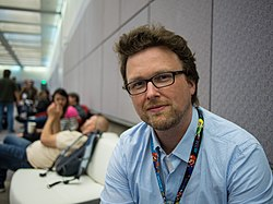 Ragnar Tørnquist at E3 2013.jpg