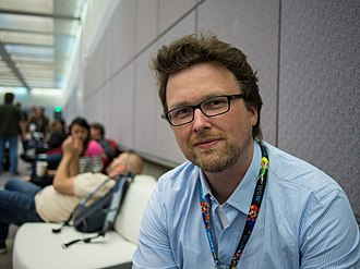 Ragnar Tørnquist - Image: Ragnar Tørnquist at E3 2013