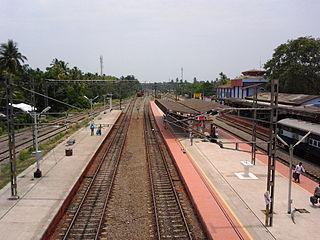 Ernakulam–Kottayam–Kayamkulam line