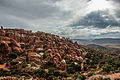 Rain Clouds Linger above the Fiery Furnace (22179163678).jpg