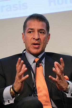 Rajan Mittal - Rajan Bharti Mittal at Horasis Global India Business Meeting 2011