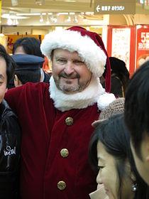Randy Bass in Hanshin Umeda IMG 2878 20131222.JPG