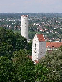 Ravensburg Mehlsack und Obertor