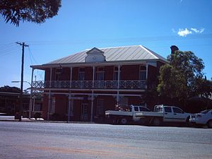 Ravensthorpe, Western Australia - Ravensthorpe Community Centre, formerly the Freemasons Hotel, built 1906