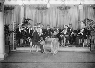 1920s in jazz - Ray Miller Orchestra