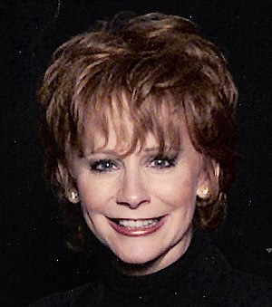 Reba McEntire - McEntire in Washington, D.C., November 2000
