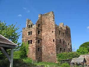 Redhouse Castle - Redhouse Castle