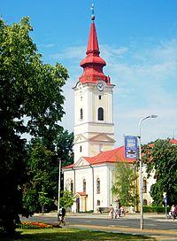 Reformed church, Hajdúszoboszló 02.JPG