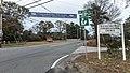 Rehoboth anniversary banner on Route 44, Massachusetts.jpg