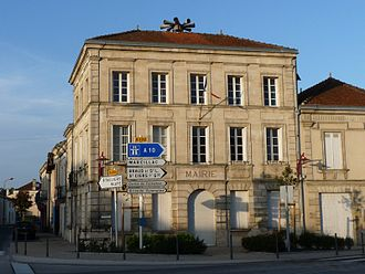 Reignac, Gironde - Town hall
