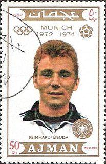 Reinhard Libuda German footballer