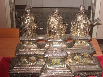 Reliquie dei magi brugherio wikipedia - Cosa portano i re magi ...