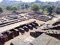 Remains of Pravarapura at MNS II Mansar.jpg