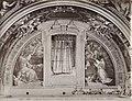 Reni - Lanfranco - San Giovanni Damasceno guarito da un angelo, Apparizione della Madonna a sant'Ildefonso, Basilica di S. Maria Maggiore.jpg