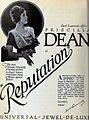 Reputation (1921) - Film Daily Ad Apr 10 1921.jpg