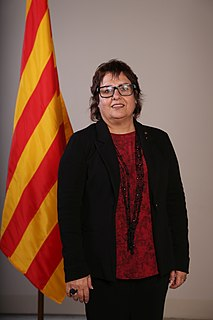 Spanish politician, trade unionist and teacher