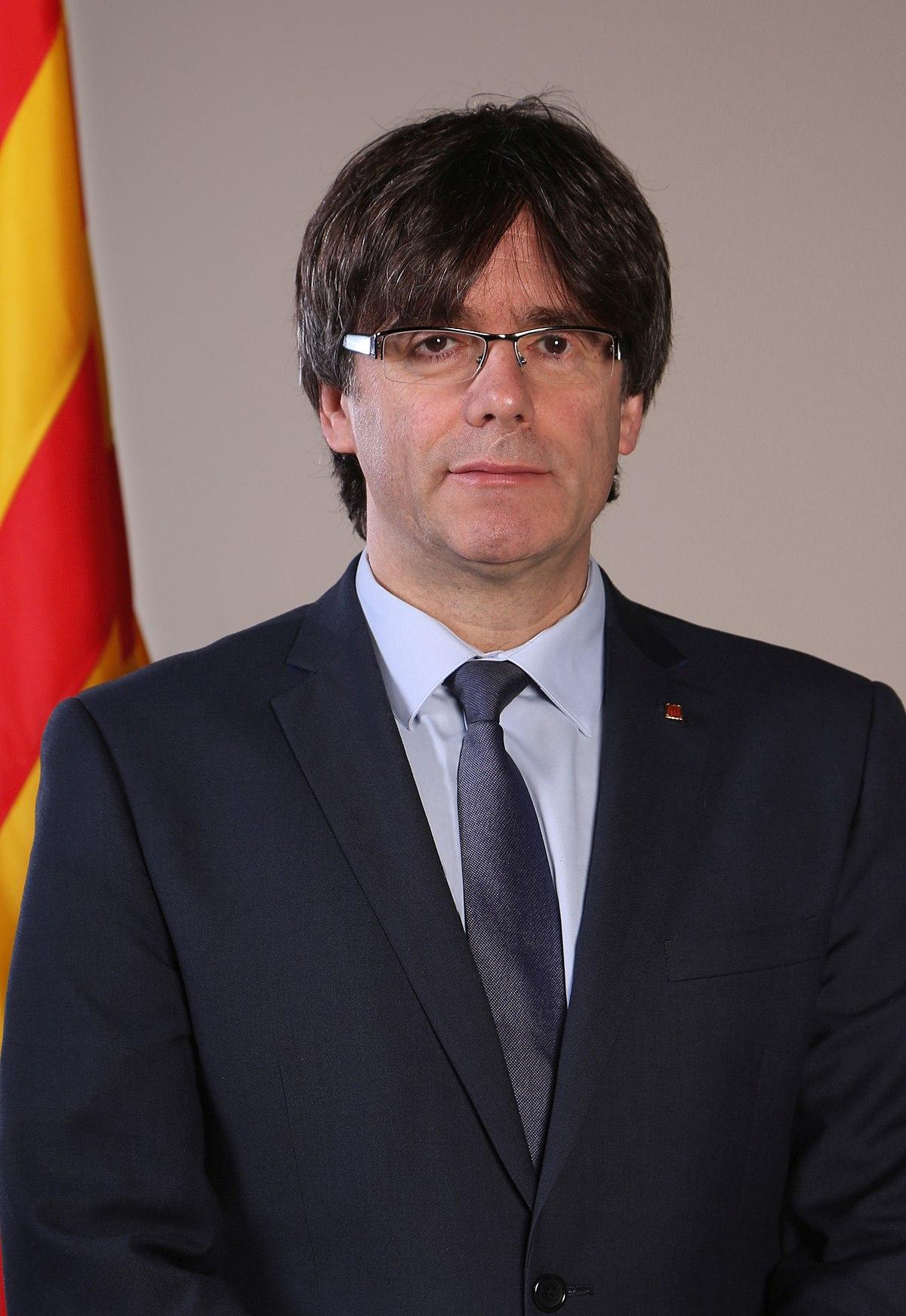 Carles Puigdemont - Wikipedia
