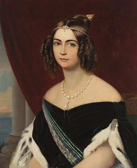 Retrato da D. Amélia de Beauharnais - Google Art Project.jpg