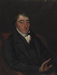 Rev. John Evans, Llwynfortun