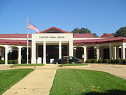 Revised picture, Webster Parish (LA) Library IMG 5729