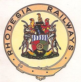 National Railways of Zimbabwe - Rhodesia Railways emblem