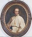 Richard van Orley - Portrait of abbot Augustinus Willem Van Eeckhout 1716-1747.jpg