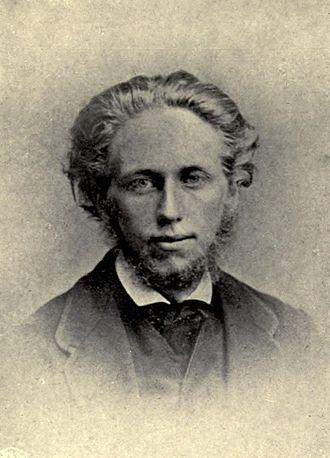 Richard Jefferies - Jefferies in 1872