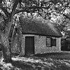 rietgedekt huis bij eendenkooi - ameide - 20008389 - rce