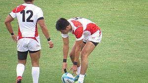 Kazushi Hano - Image: Rio 2016. Rugby 107 (28310208323)