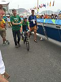 Rio 2016 - Women's road race (28888818220).jpg
