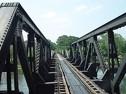 Broen Over Floden Kwai Wikipedia Den Frie Encyklopaedi