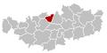 Rixensart Brabant-Wallon Belgium Map.png