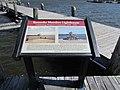 Roanoke Marshes Lighthouse historical marker.jpg
