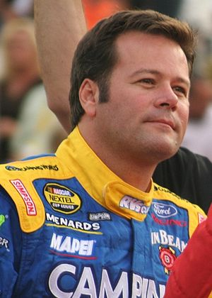2007 Toyota/Save Mart 350 - Robby Gordon led the most laps of the race (48)