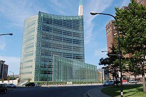 Robert H. Jackson United States Courthouse - Image: Robert H. Jackson CH