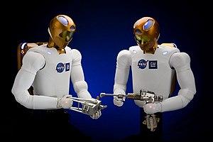 Robonaut - R2s in July 2009